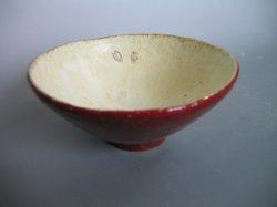 画像1: 飯椀(桜)